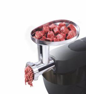 Fleischwolfaufsatz für Küchenmaschinen